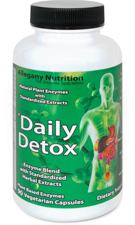 Detox Nutritionist by Allegany Nutrition Daily Detox Nutrition Ftempo