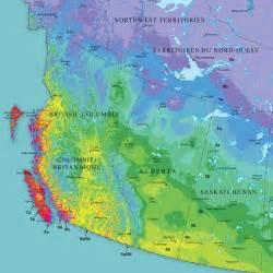 canadian hardiness map hardiness zones in canada