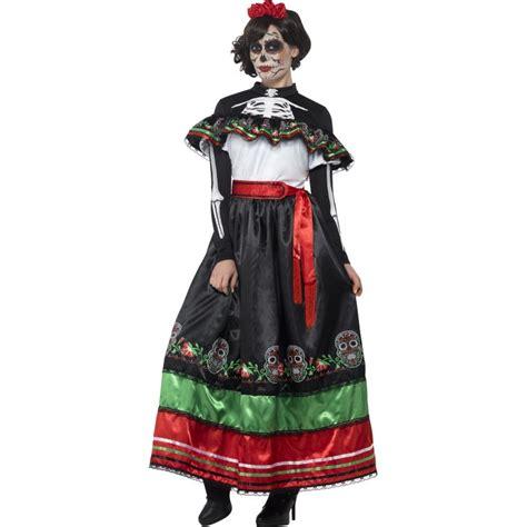 disfraz de la catrina disfraz de catrina mexicana para mujer comprar online