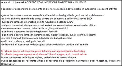 piano di comunicazione interna come reclutare un nuovo addetto marketing