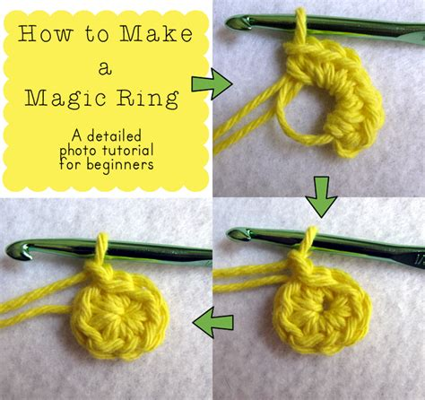 crochet pattern hat magic ring crochet hat pattern with how to crochet a magic ring magic loop adjustable ring