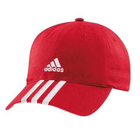 Topi Adidas Logo 1621 rojo gorra adidas dise 241 o cl 225 sico con el logo caracter 237 stico de la marca con correa