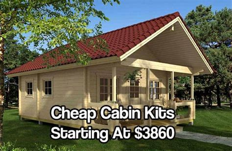 Cheap Cottages by Best 25 Cheap Log Cabin Kits Ideas On Cheap
