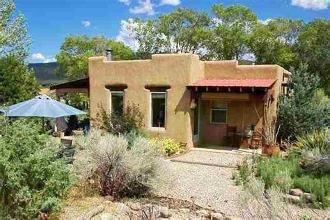 adobe style home taos house with gardens and studio adobe style homes