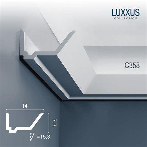 gesims beleuchtung stuck zierleiste orac decor c358 luxxus eckleiste f 252 r
