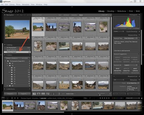 lightroom tutorial import lightroom tutorial importing photographs ralph