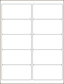 2x4 label template 5 avery 2 215 4 label template wedding spreadsheet