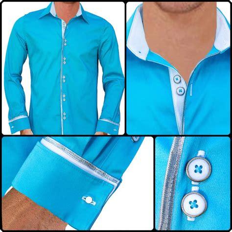 light blue shirt dress light blue with white cuff dress shirts