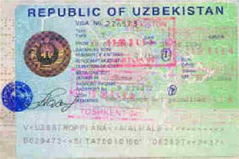 Visa Support Letter Uzbekistan How To Get To Karakalpakstan