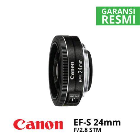 jual lensa canon ef s 24mm f 2 8 stm harga murah