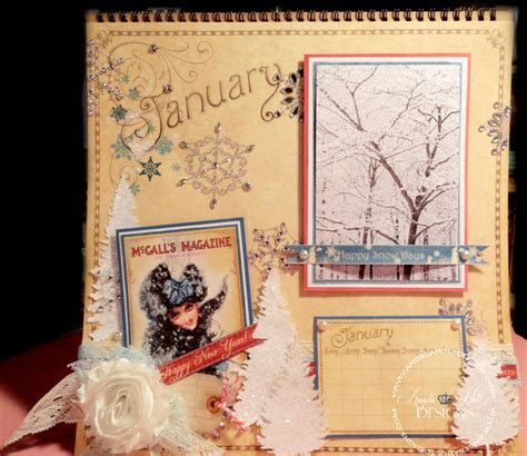 scrapbook calendar tutorial layout graphic 45 a place in time calendar layout