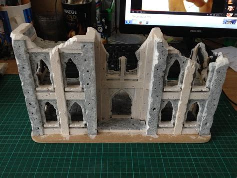 foam building templates tmp quot building foamboard building and ruins quot topic