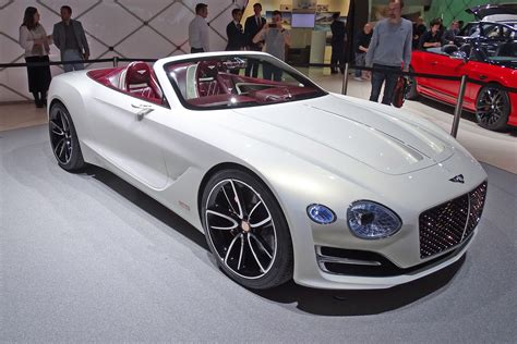 bentley concept bentley exp 12 speed 6e concept salon de 232 ve 2017