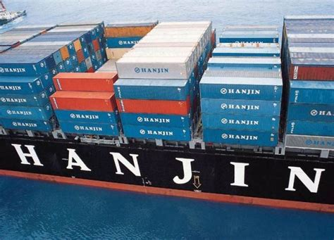 hanjin to hanjin officially declared bankrupt shipping herald