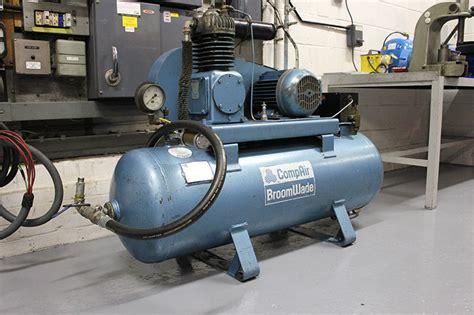broomwade air compressors