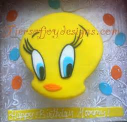 tweety tweety cake tweety bird cakes