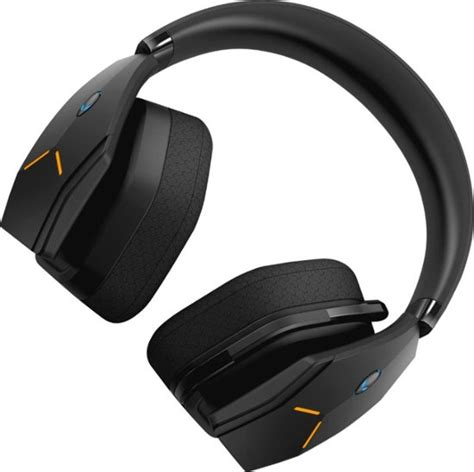 alienware wireless wired stereo gaming headset black aw988 best buy