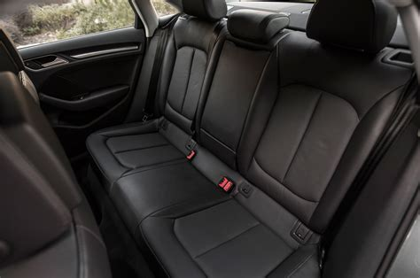 Back Seat by 2015 Audi A3 20t Quattro Interior Rear Seats Photo 10