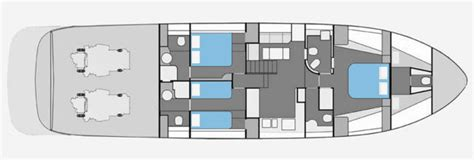 layout below sauron yacht charter details zen croatia superyacht