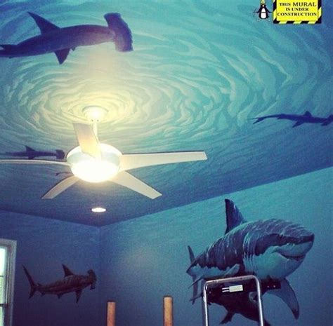 shark bedrooms 1000 images about kid s room on pinterest ocean themed