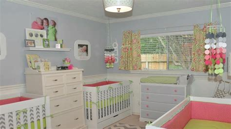 Ideas For A Girls Bedroom design challenge a nursery for triplets youtube