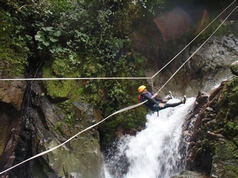 Baños de Agua Santa Canyoning   Picture of Imagine Ecuador