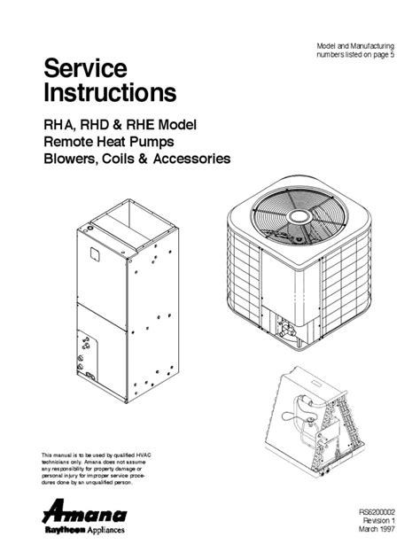 amana hvac wiring diagrams engine diagram and wiring diagram