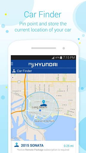 My Hyundai Blue Link by Myhyundai With Blue Link Play Softwares