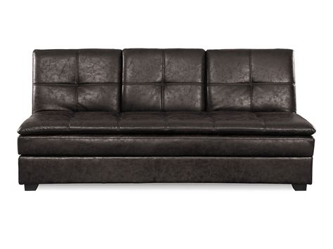 lifestyle sofa kingsley convertible sofa midnight burl by serta lifestyle
