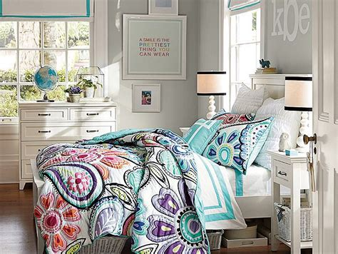 pottery barn teenage girl bedrooms girl room bedding pottery barn teen girl s room pinterest