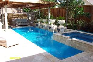 simple swimming pool designs home