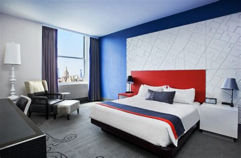 the living room at the w union square new york city travel w hotel at union square earns a