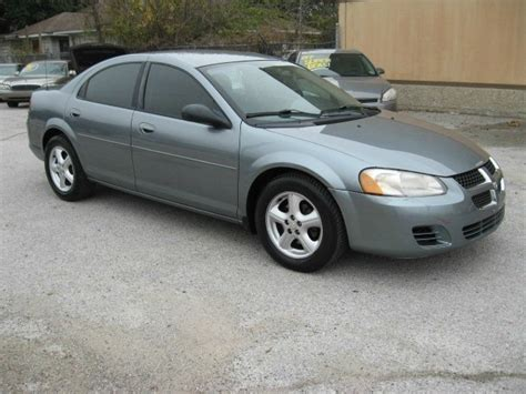 2006 dodge status 2006 dodge stratus sxt finance with us inventory