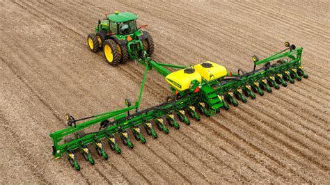 Deere 20 Inch Row Planter by Planting Equipment 1725 Integral Stack Fold Deere Us