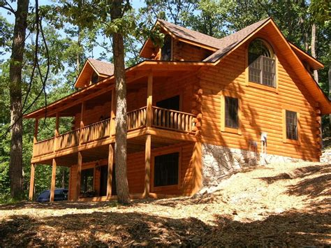 Va Cabins by Charming Log Vacation Home Nestled In Homeaway Massanutten