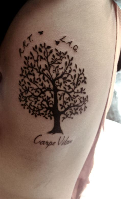 tattoos with meaning of life inspirational tattoos tree of meaning
