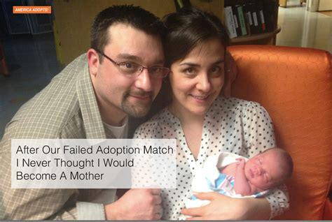 failed service adoption after our failed adoption match i never thought i would become a