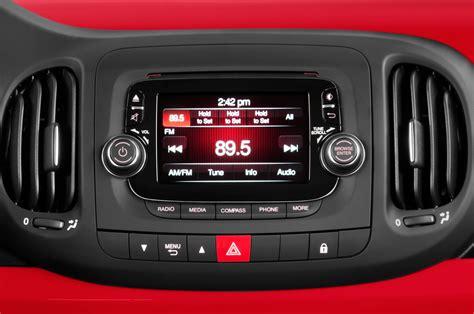 radio interior 2014 fiat 500l radio interior photo automotive