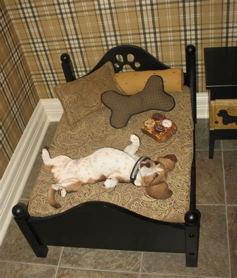 dogs sleeping in bedroom a fine room for fido it s a dog s life at homearama