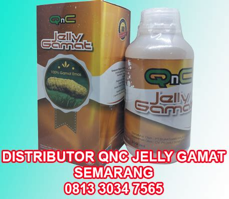 Qnc Jelly Gamat Semarang jual qnc jelly gamat di semarang paling murah qnc jelly
