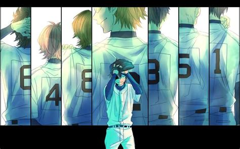 daiya no ace 106 best images about daiya no ace on posts