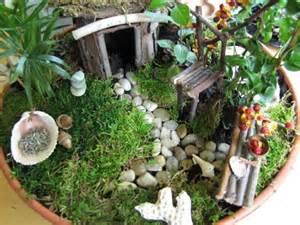 Gnome Garden Ideas How To Recycle Miniature Garden Designs