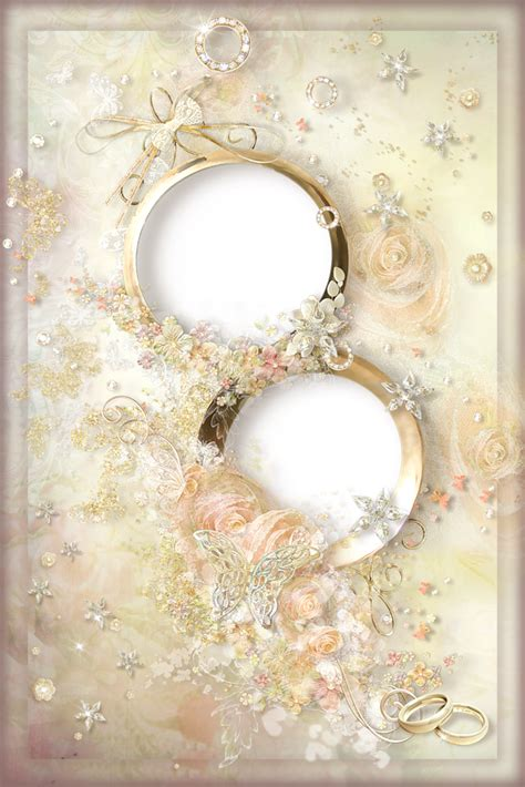 elegant wedding png photo frame gallery yopriceville