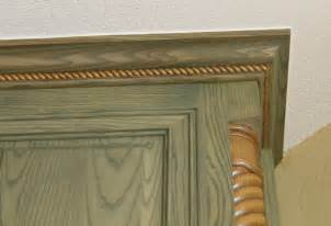 make them how to remove decorative trim from cabinets