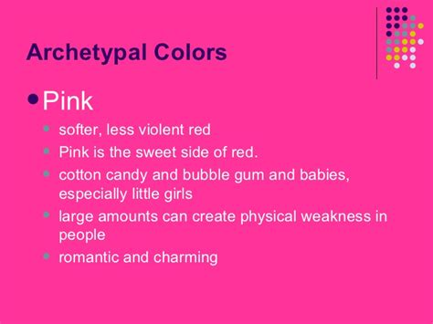 pink color meaning the psychology of color