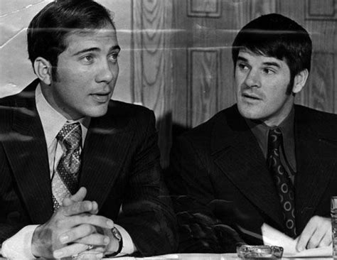 johnny bench and pete rose 17 best images about johnny bench on pinterest reggie