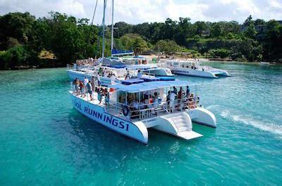 catamaran jamaica runaway bay fun things to do in runaway bay tours and activities