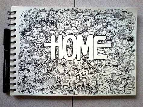 doodle draw journal random doodles by kerby rosanes the rest