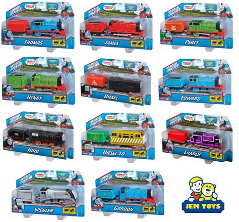 Tomase And Friends Set and friends trackmaster revolution motorized engine