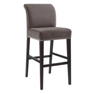 Gray Bar Stools Prado Fabric Barstool Grey Buy Fabric Bar Stools